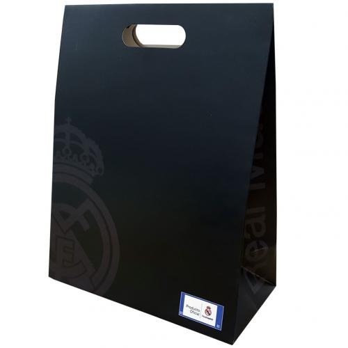 Real Madrid FC Gift Bag Large BK - Football Centrum
