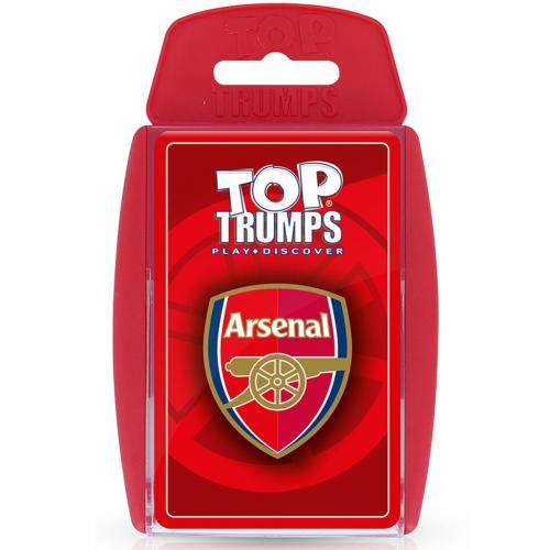 Arsenal FC Top Trumps - Football Centrum