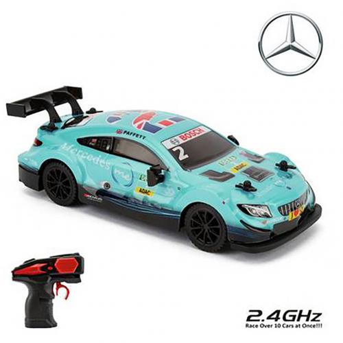 Mercedes DTM Radio Controlled Car 1:24 Scale - Football Centrum