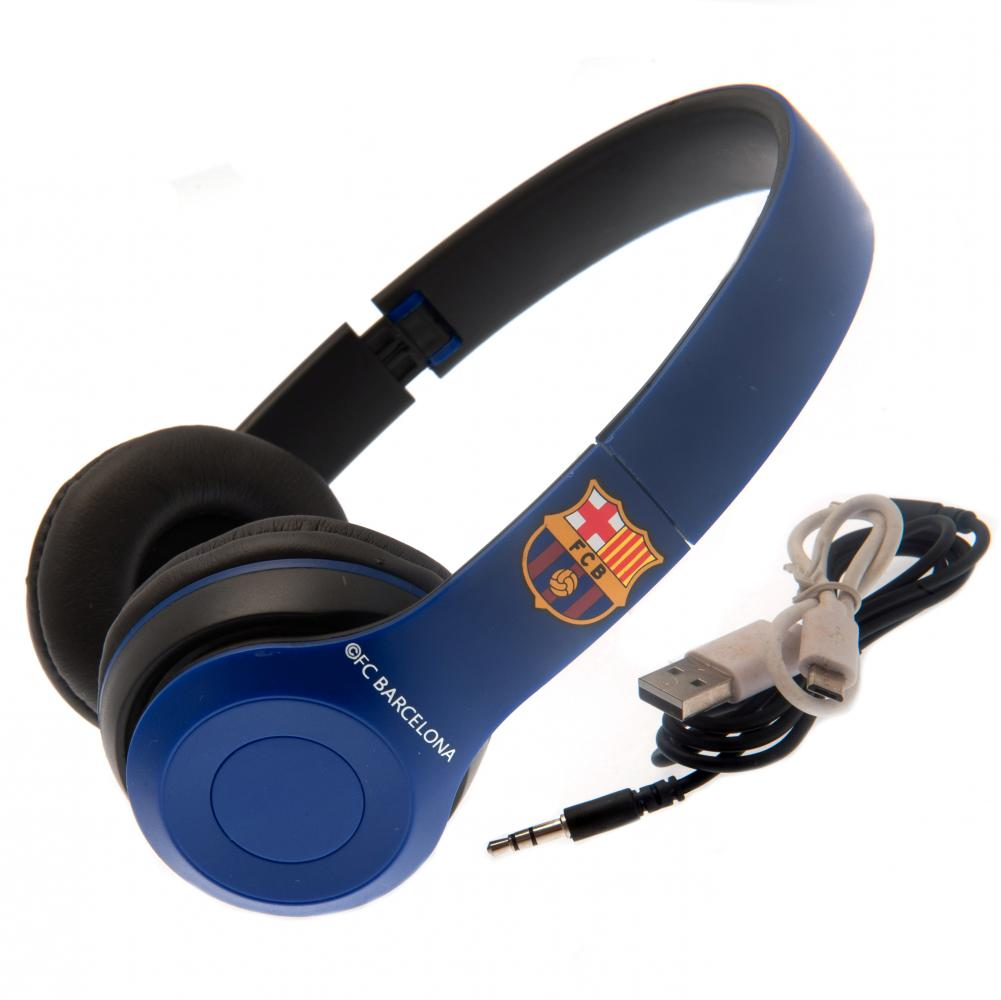 FC Barcelona Wireless Headphones - Football Centrum