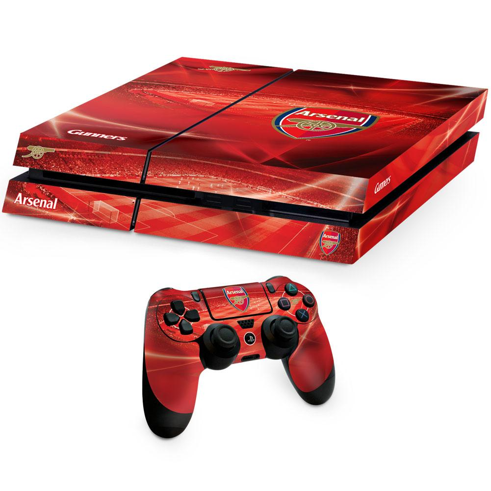 Arsenal FC PS4 Skin Bundle - Football Centrum