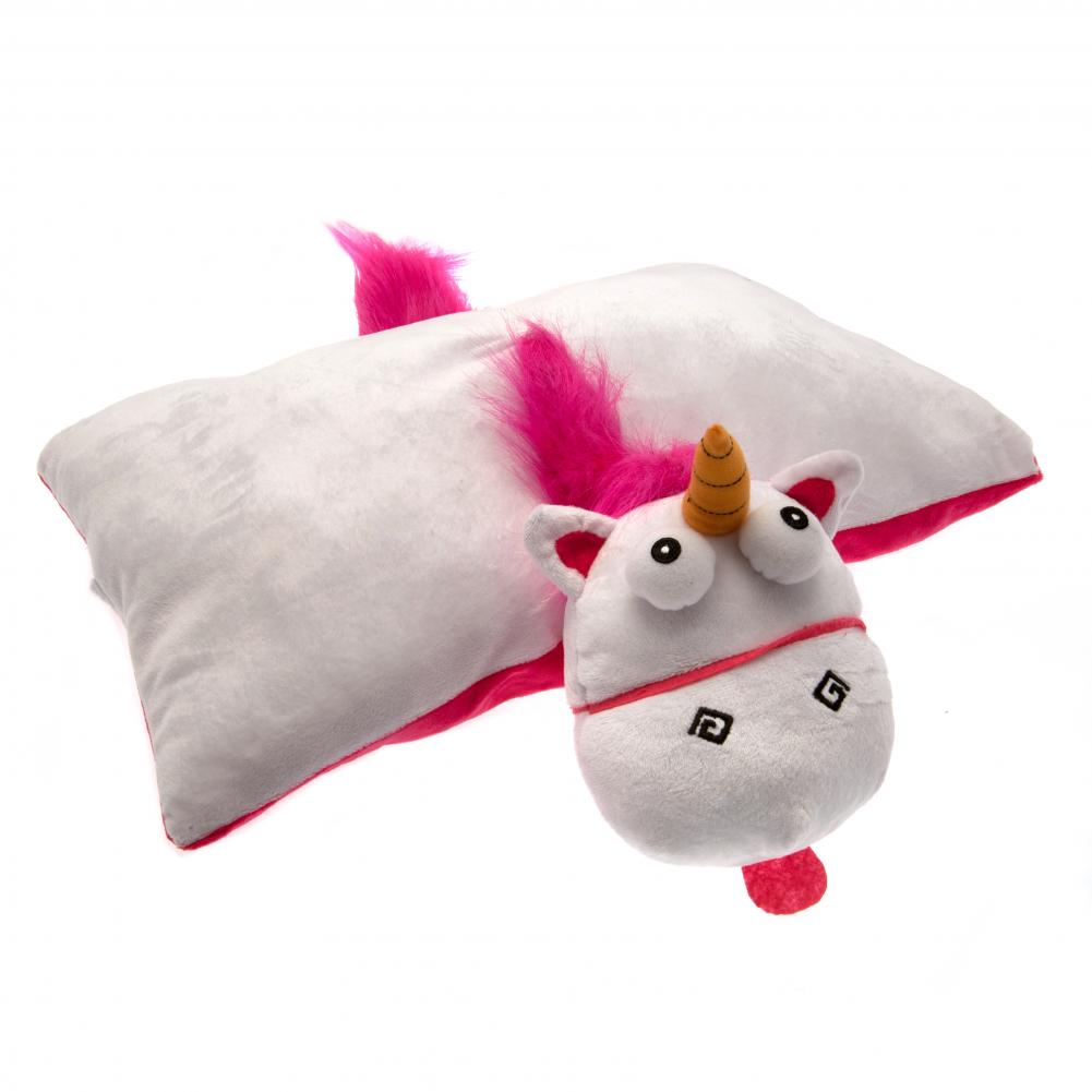Despicable Me Folding Cushion Fluffy Unicorn - Football Centrum