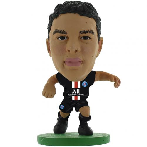 Paris Saint Germain FC SoccerStarz Thiago Silva - Football Centrum
