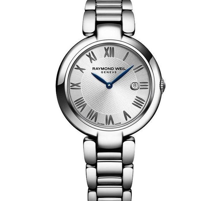 Raymond Weil Shine Quartz Womens Watch 1600-ST-RE659