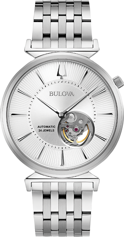 Bulova Automatic Mens Watch 96A235