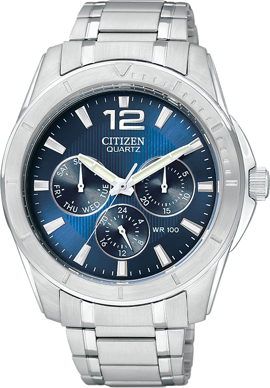 Citizen Quartz Men's Watch AG8300-52L