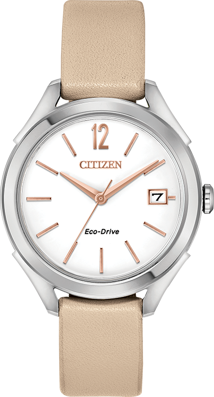 Citizen Long Term Relationship Eco-Drive Womens Watch FE6140-03A