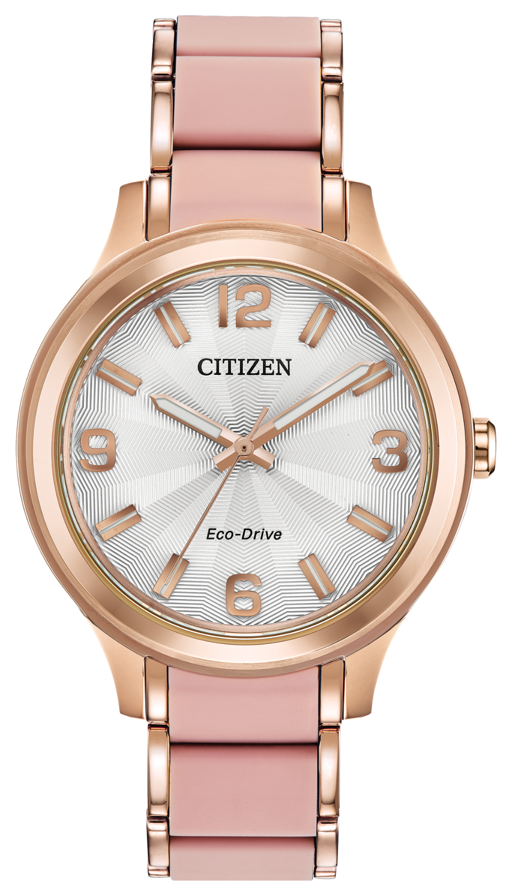 Citizen Eco Drive Ar - Action Required Women's Watch FE7073-54A