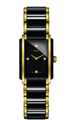 Rado Integral Diamonds Women's Watch R20845712