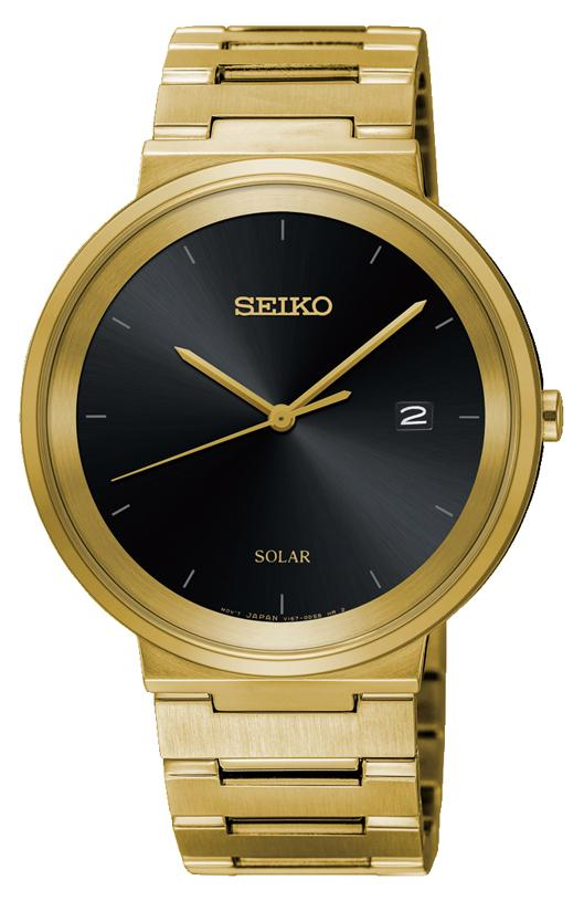Seiko Quartz Mens Watch SNE482
