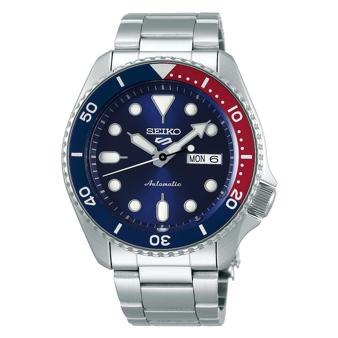 Seiko 5 Sports Automatic Mens Watch SRPD53K1
