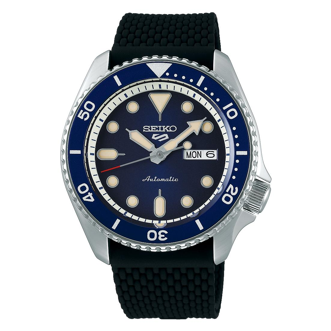 Seiko 5 Sports Automatic Mens Watch SRPD71K2