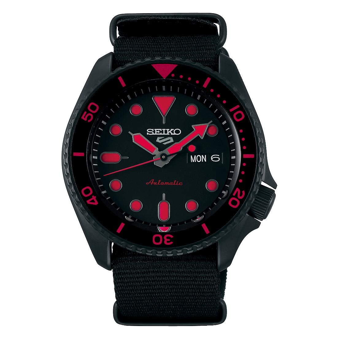 Seiko 5 Sports Automatic Mens Watch SRPD83K1