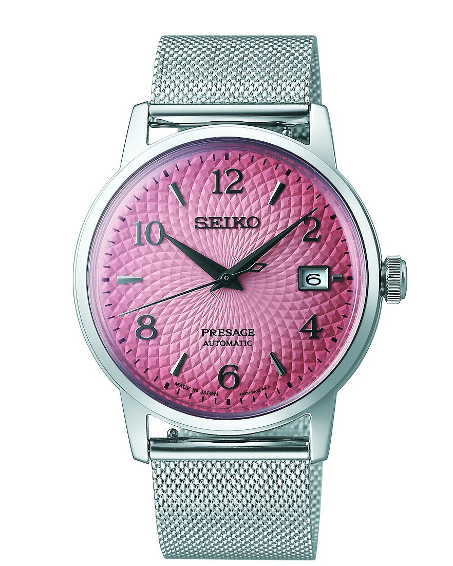 Seiko Presage Automatic Mens Watch SRPE47