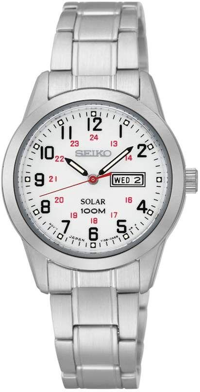 Seiko Solar Womens Watch SUT167