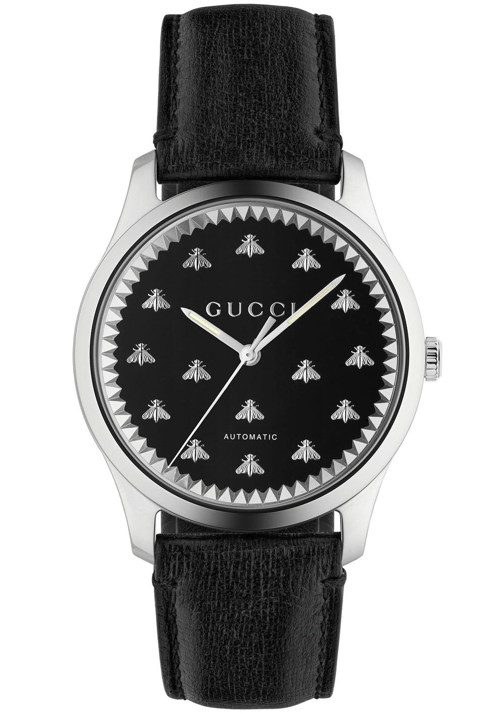 Gucci G-Timeless Bee Motif Dial Automatic Men's Watch YA126286.