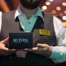 Load image into Gallery viewer, COLLECTORS 6-PACK MyTurn Hotel and Casino Playing Cards