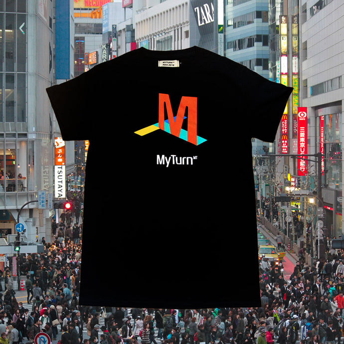 MYTURN ASIA TOUR 2019 LIMITED EDITION TEE