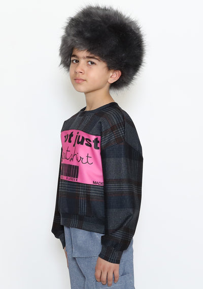 Blogger Zix Boys Sweater