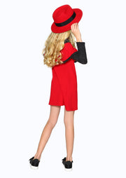 First Crush Red Dress