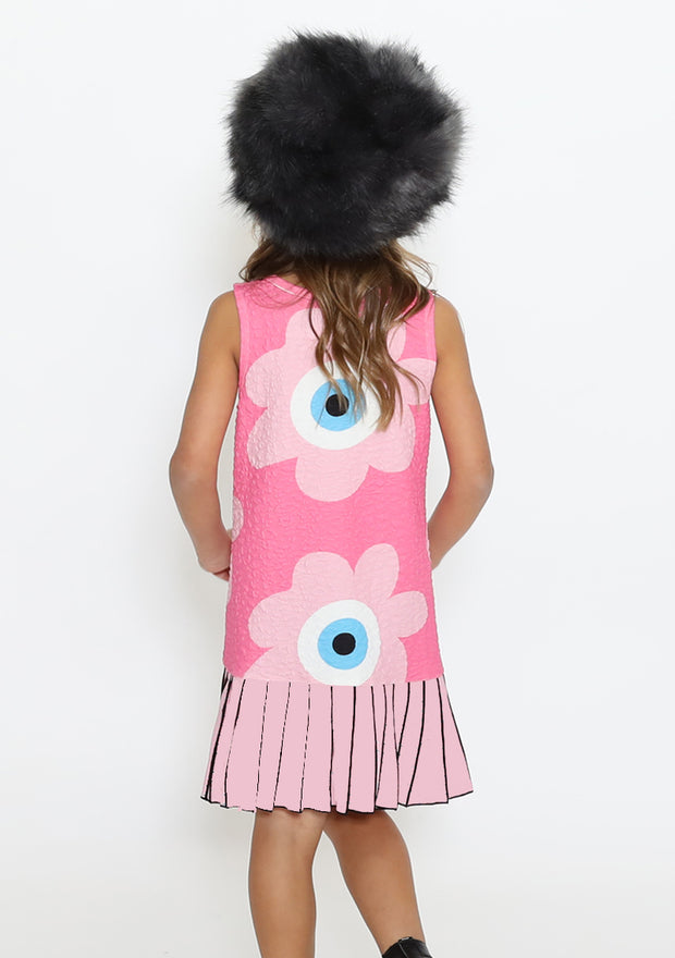 Magic Eye Dress