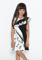 Splash Indo Euro Child Dress