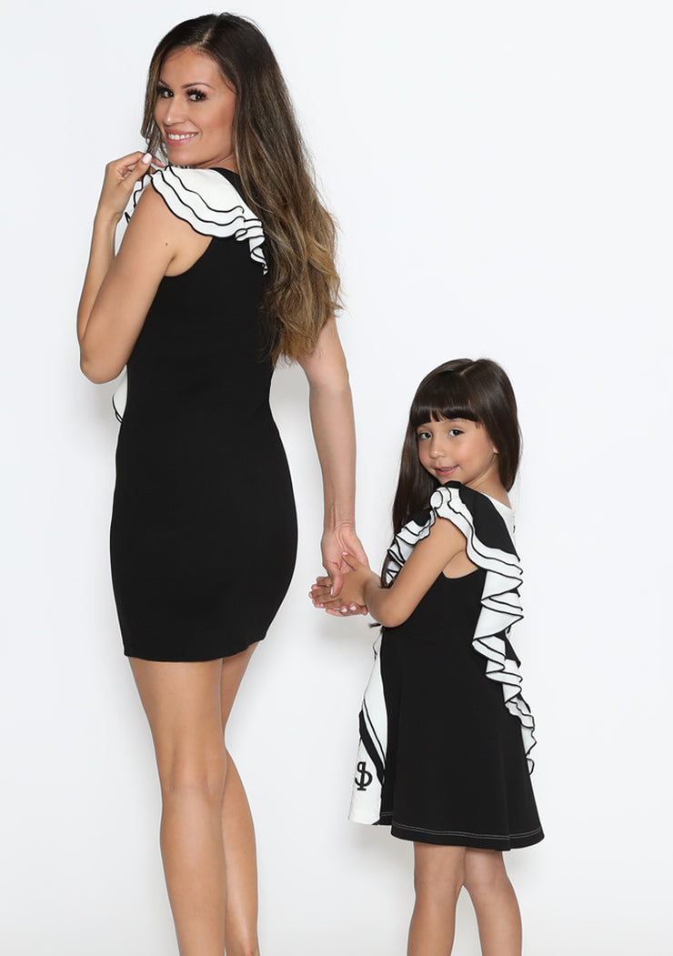 Splash Sev Mommy Dress