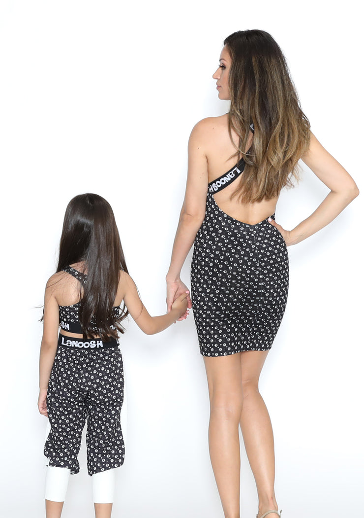 Yogi Mono Mommy Dress