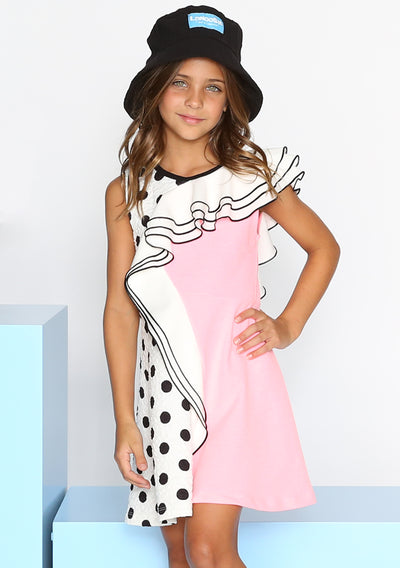 Splash Puut Dress