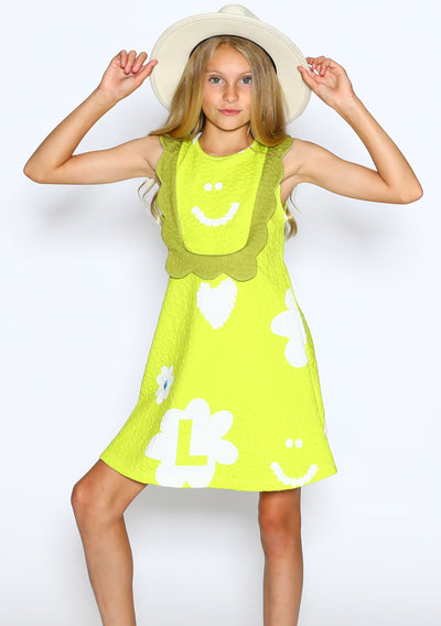 Dove Kanach Child Dress