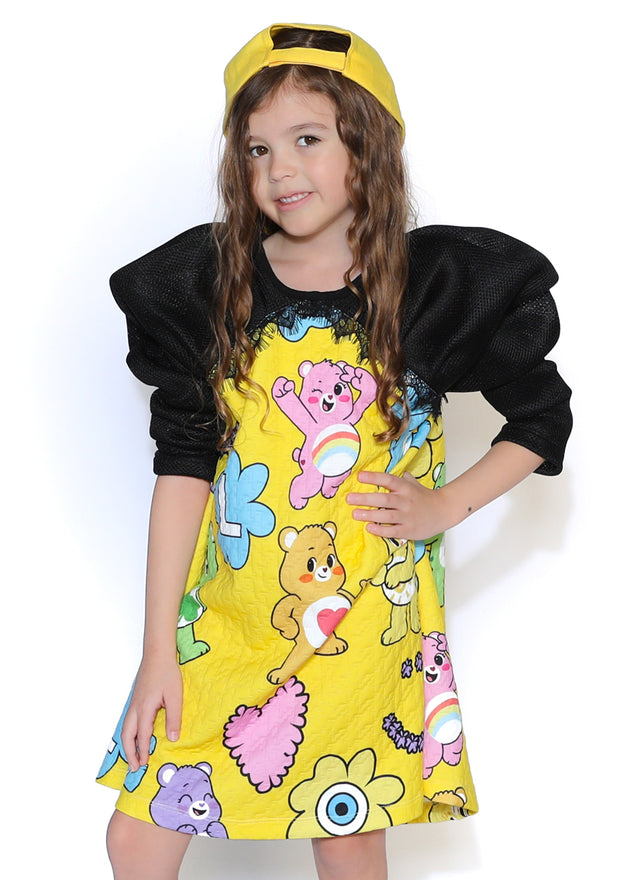 Lanoosh X Care Bears Tin Tin  Dress
