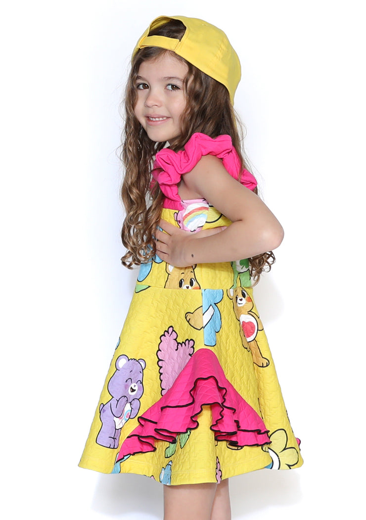 Lanoosh X Care Bears Springs Dress