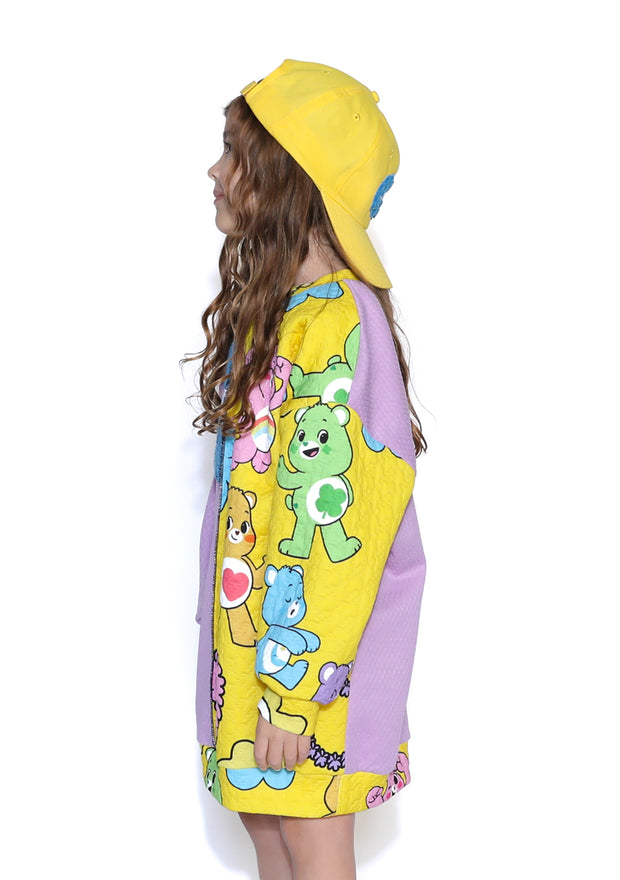 Lanoosh X Care Bears Slice Dress