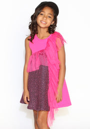 La Magie Pink Dress