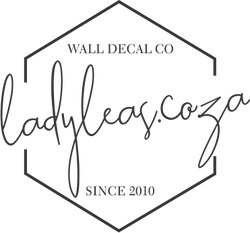 Lady Leas Wall Decal Co.