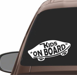 KIDS ON BOARD