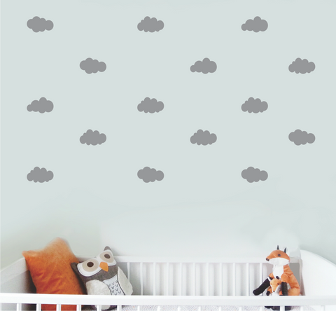 CLOUDS PATTERN - SMALL