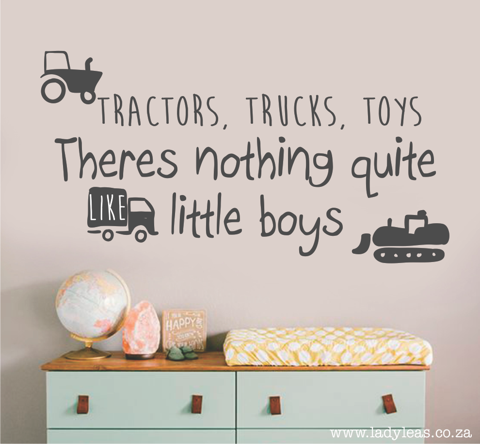 TRACTOR TRUCKS TOYS
