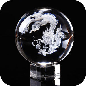 Crystal Luminous Dragon Ball