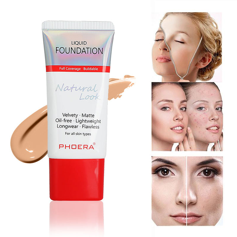 The Most Powerful Foundation EVER!