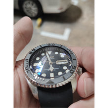 Load image into Gallery viewer, Black Yachtmaster Bezel Insert (Style 2)