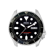 Load image into Gallery viewer, Black SeaMaster Bezel Insert