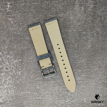 Load image into Gallery viewer, Premium Suede Leather Strap in Grey