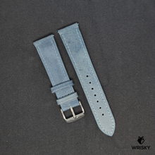 Load image into Gallery viewer, Kvarnsjö Leather Strap in Ice Blue