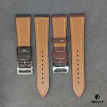 Load image into Gallery viewer, Copper Italian Goat Leather Strap