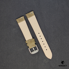 Load image into Gallery viewer, Kvarnsjö Leather Strap in Khaki Brown