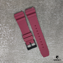 Load image into Gallery viewer, Red Stealth Camo Rubber Strap