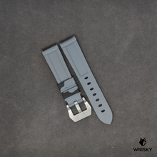 Load image into Gallery viewer, Premium Camo Rubber Strap in Grey
