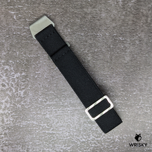Load image into Gallery viewer, WRISKY Elastic Military Strap (Black)