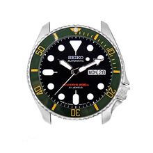Load image into Gallery viewer, Green-Yellow Submariner Bezel Insert - Wrisky.co